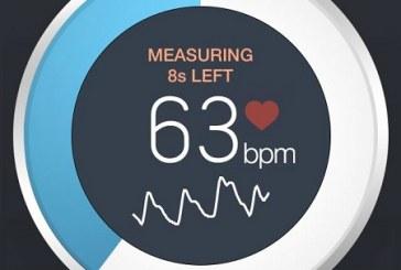 برچسب نمایش دهنده ضربان قلب