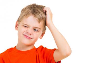 ۱۷ بیماری در کودکان
