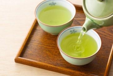 دمنوش ترک سیگار – چای سبز